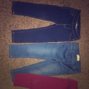 Other - Girls Skinny Jeans